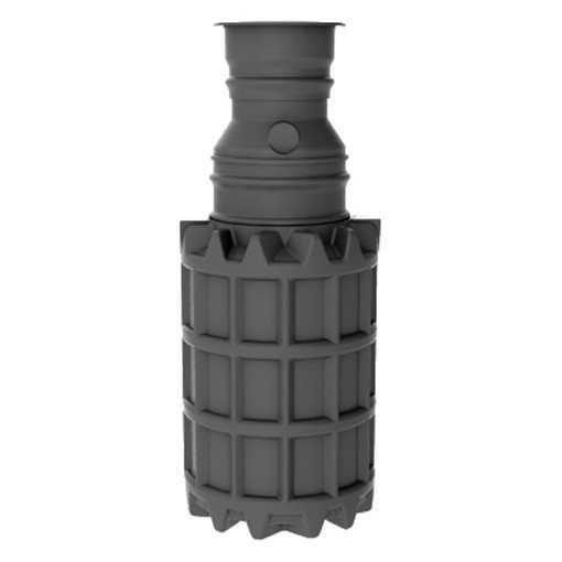 Oldebjerg Snigo standardtank 2200L.Tanken kan anvendes til Regnvandsgenanvendelse, forsinkelstank, o