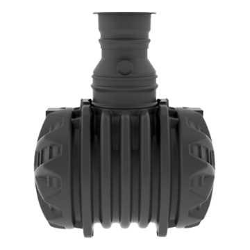 B1720 x L2500 x H1720mm. Med en Oldebjerg Greasly fedtudskiller kan du fjerne forurening fra spildev