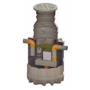 Med en Oldebjerg Sepko olieudskiller kan du fjerne forurening fra spildevand. Oldebjerg Sepko olieud