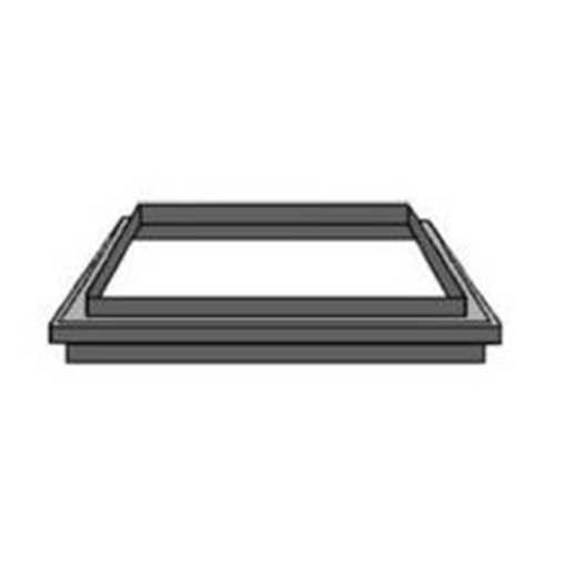 Maxiflex forhøjelsesramme 10 mm til klinkegulv