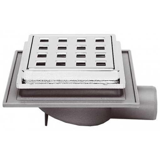 MaxiFlex afløbsskål vandret 32 mm Mini-klinke