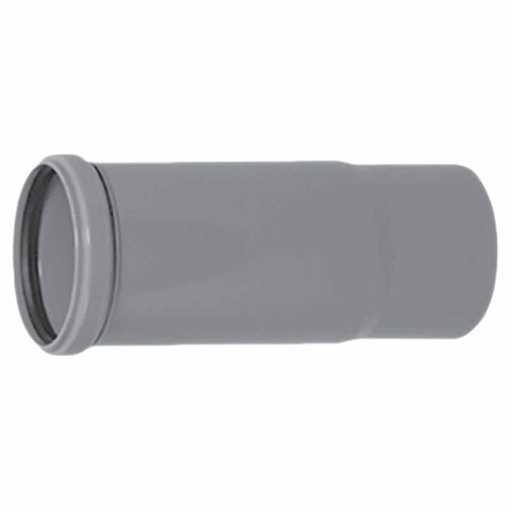 HTP Ekspansionsmuffe 110 mm i grå