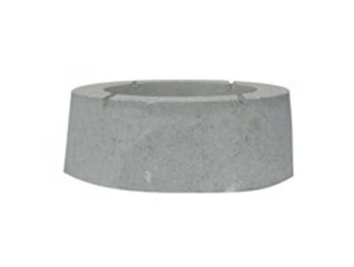 Betonkegle uden dæksel 492 mm til 425 mm PVC-brønde