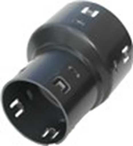 PE-drænreduktion 160/125 mm