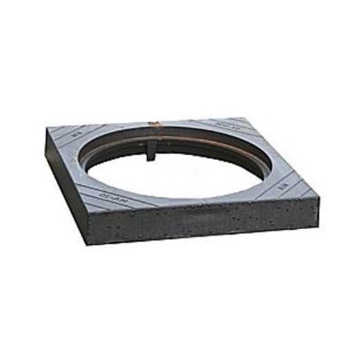 Ulefos NV firkantet karm til 600 mm