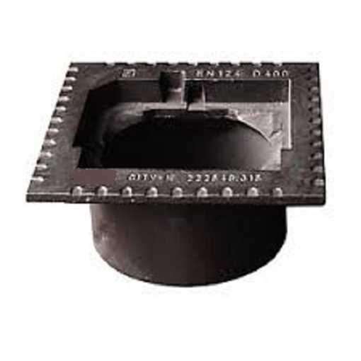 Flydende rendestenskarm med skørt i 280mm. Risten med følgere ikke med. Bestil vare nr. 222664132.