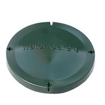 Watercare 500mm dæksel med gummiring til tanke/udskiller.