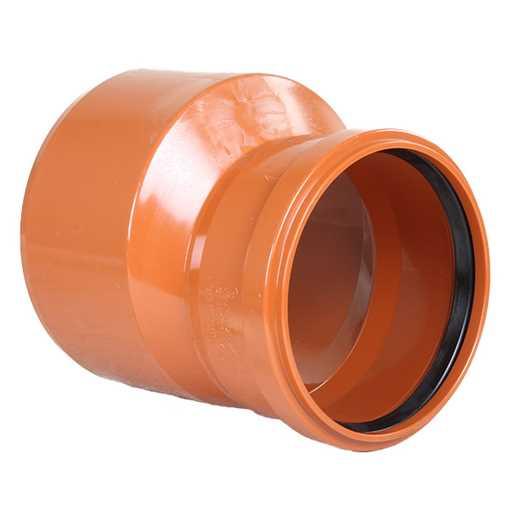 Kloakreduktion PVC 200 x 160 mm PVC kloakreduktion pvc kloakfittings