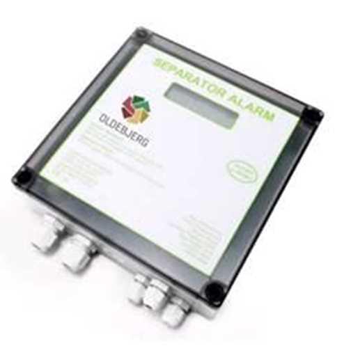 Oldebjerg udskilleralarm IP65 ATEX-godkendt