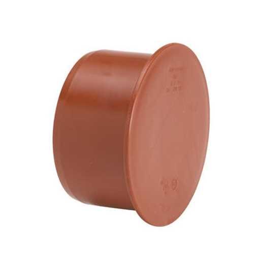 Kloakslutprop PP 160 mm pp prop kloakprop kloakfittings billigt pris kloak