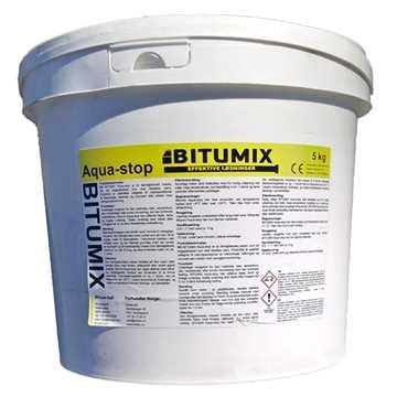 Færdigblandet mørtel der kun skal tilsættes vand. Anvendes til hurtige reparationer af utætheder.