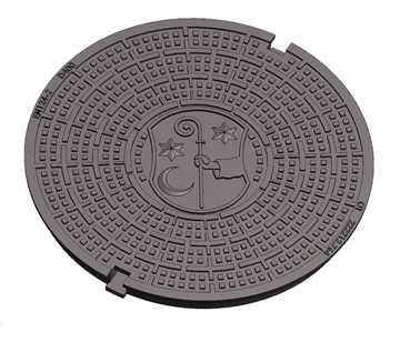 SG-jern, m/ lukkede nøglehuller
