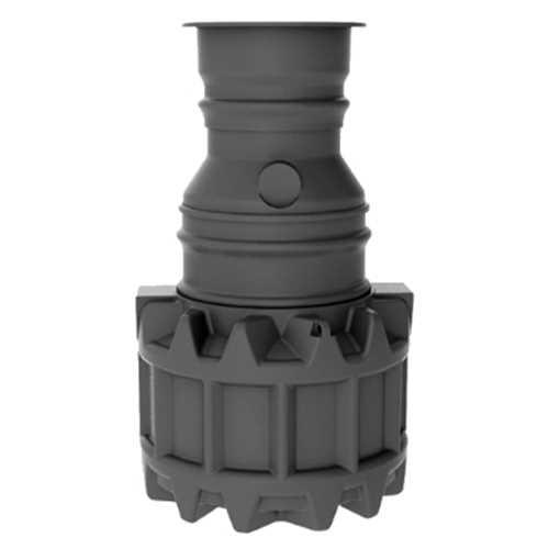 Ø860 x H1260mm. Med en Oldebjerg Greasly fedtudskiller kan du fjerne forurening fra spildevand. Olde