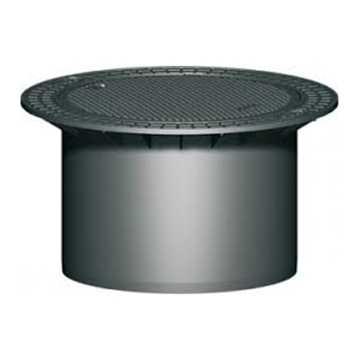 Kaczmarek plastkarm m/ dæksel 800/600 mm 1,5t