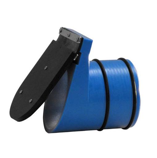 Ria IKV kontraklap 110mm til PVC