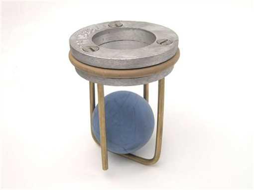 TH kontraventil  t/ 100 mm afløbsskål - cylindrisk