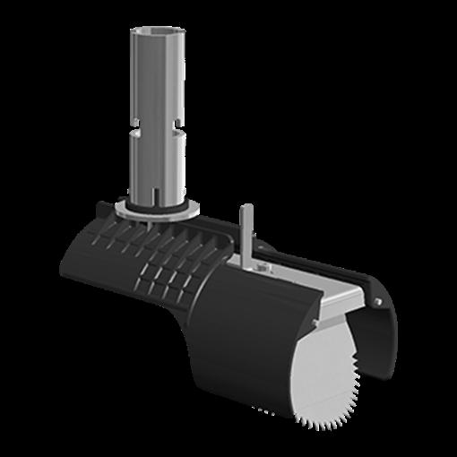 Nordisk Innovation rottespærre 100/110 mm universal PA6