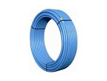 PE-rør 40 x 2,4 mm blå PN6,3 PE80 SDR17 (100 m/rl, pris/m)
