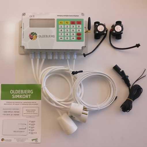 Billede af Oldebjerg Control System GT7000 til regnvandsanlæg