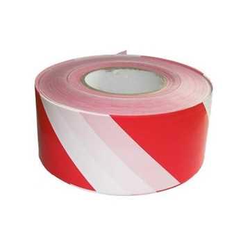 Sprehn afspærringsbånd 500m rød/hvid