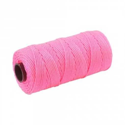 Billede af Murersnor nylon rød 100m x 1,2mm
