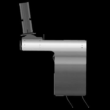 Nordisk Innovation rottespærre konisk 250mm beton TX11