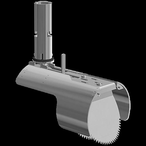 Nordisk Innovation rottespærre 135 mm (indv. mål) TX11