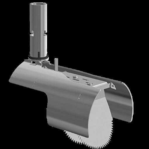 Nordisk Innovation rottespærre 150/160 mm Pipelife TX11