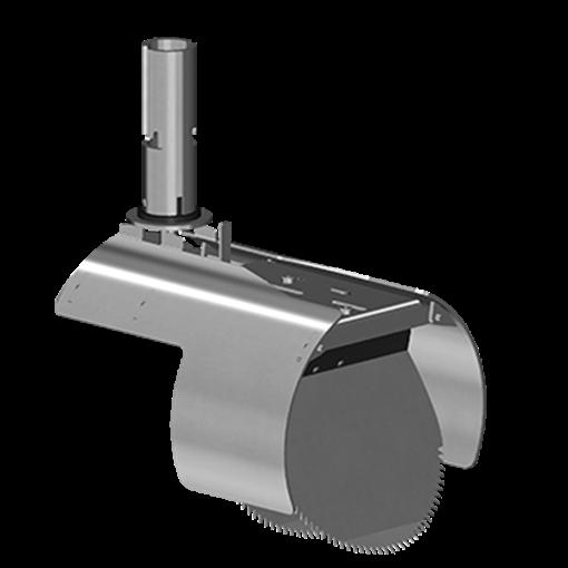 Nordisk Innovation rottespærre 180 mm universal TX11