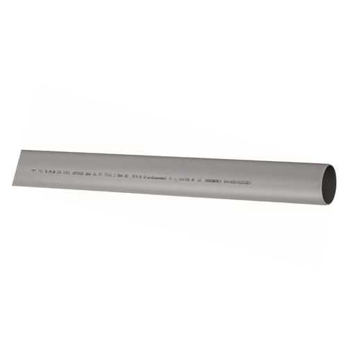 Uponor htp afløbsrør uden muffe 32 mm x 3000 mm i grå grå afløbsrør, grå kloakrør, plastrør, htp rør