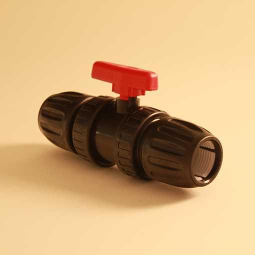 Kuglehane PP 50 mm Mega Safe