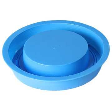 Beskyttelsesprop blå 110/160mm. f/muffe eller spidsende
