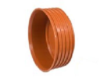 Kaczmarek K2 kloakslutmuffe PP 400 mm.