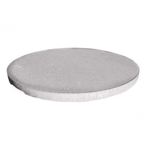 Betondæksel u/ armering  t/ 600 mm betonkegle