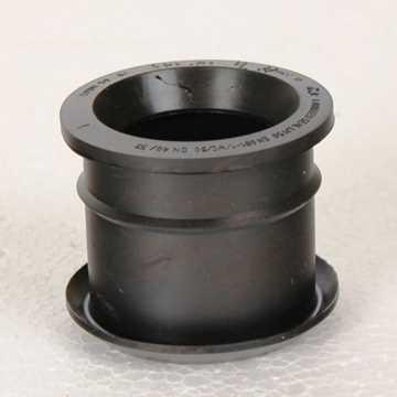 Anboringsmanchet LM 40/52 mm.<br><br><li>Diameter: 40 mm</li><li>Hul: 52 mm</li><li>Materiale: Gummi