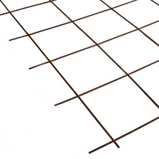 Armeringsnet svejst 5000 x 2150 x 150 x 4 mm