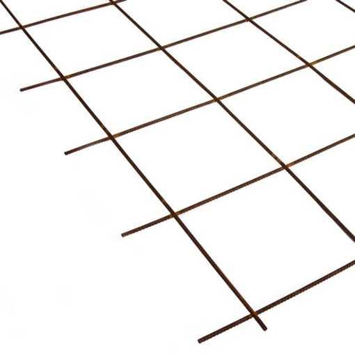Armeringsnet svejst 5000 x 2350 x 150 x 10 mm