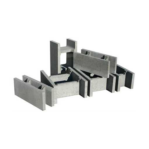 Fundamentblokke 50 x 20 x 15 cm (60 stk/palle)