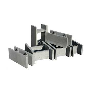 Fundamentblokke 50 x 20 x 29 cm (40 stk/palle)