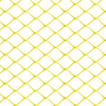 Billede af Miljønet type 132-220 220 cm gul 50 m