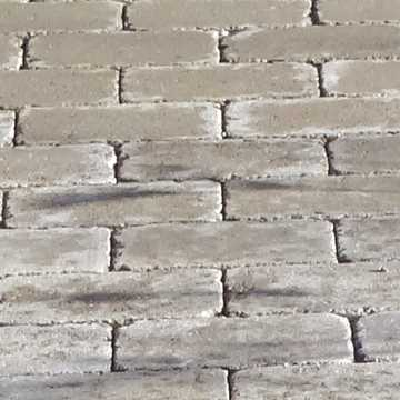 GLR Herregårdssten 14x10,5x5,5 cm grå