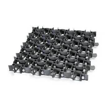 OT Græsarmering Sort 500x500x40 mm.<br>Modstandsdygtig overfor svampe og skimmel.<br><br><li>Belastn