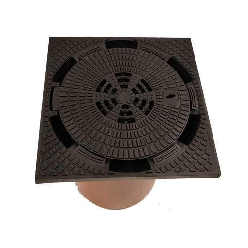 OT fast 4-kt karm/rist, 1,5T, inkl. teleskoprør komposit