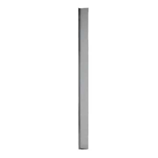 Sundolitt alu Vandnæser 100 mm x 2,5 mm.
