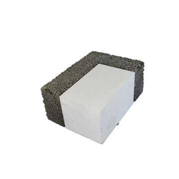 vLetklinker hjørne 25x19x39 m/isolering (40 stk/palle)