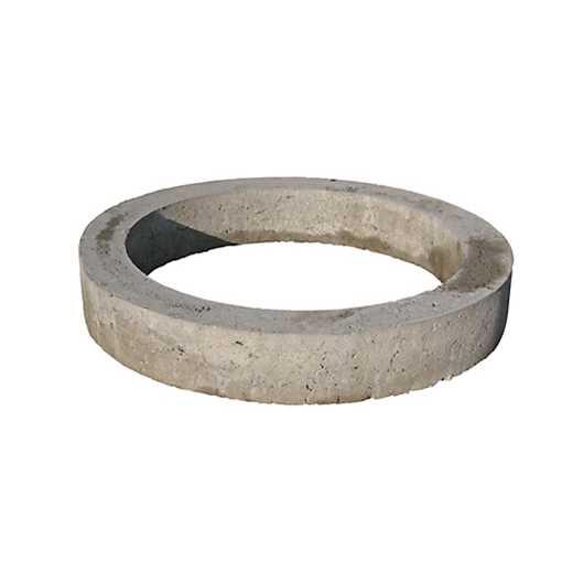 Topring beton 60 x 20cm.<br><br><li>Diameter: 600 mm</li><li>Vægt: 101 kg</li>