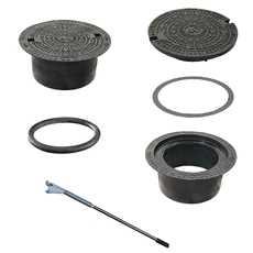 Billede til varegruppe Karme og dæksler 425 mm