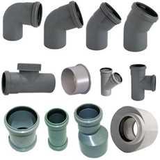 Billede til varegruppe Plastfittings 110mm