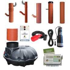 Billede til varegruppe Regnvandsbrønde