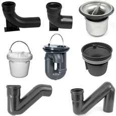 Billede til varegruppe Vandlåse og fodbøjninger